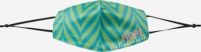 DELICATELOVE Pañuelo 'HOPE' en verde, Vista del producto