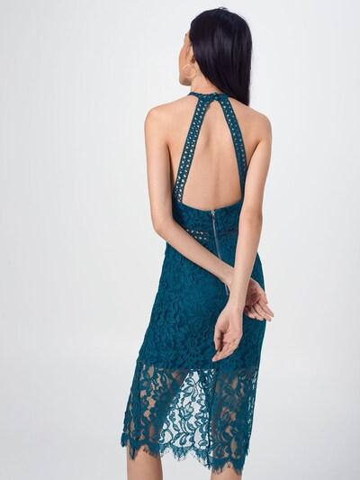 Love Triangle Kleid 'Green with Envy Midi Dress' in grün: Rückansicht