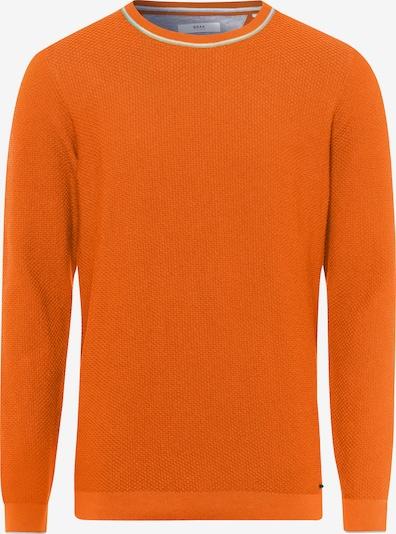 BRAX Pullover in orange, Produktansicht