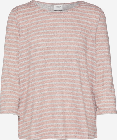 JACQUELINE de YONG Majica 'MARIAONE TREATS' | siva / roza barva, Prikaz izdelka