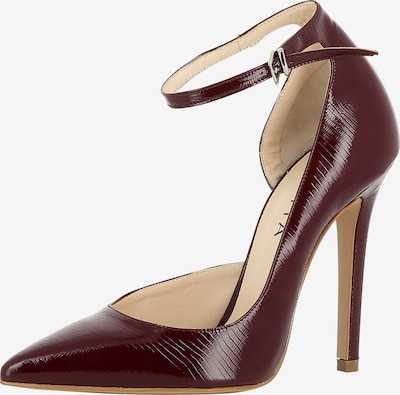 EVITA Slingpumps 'LISA' in de kleur Bordeaux, Productweergave