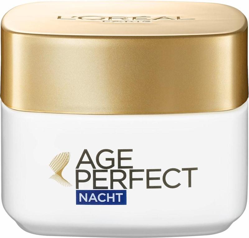 L'Oréal Paris 'Age Perfect m. Soja Nacht', Gesichtspflege