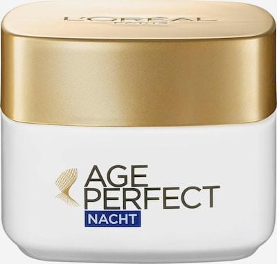 L'Oréal Paris 'Age Perfect m. Soja Nacht', Gesichtspflege in weiß, Produktansicht
