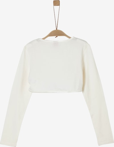 s.Oliver Bolero in offwhite: Frontalansicht