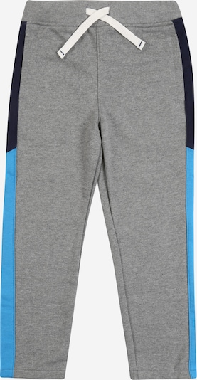 Carter's Hose 'dec big active S20 grey blue strp pant' in blau: Frontalansicht
