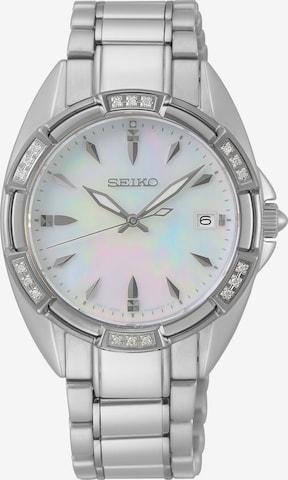 SEIKO Uhr in Silber