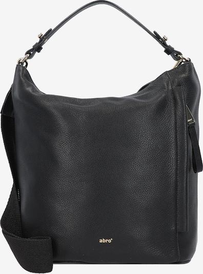 ABRO Handtasche 'Dalia' in schwarz, Produktansicht