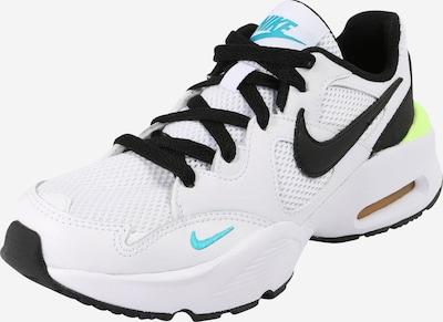 Nike Sportswear Sneaker 'Air Max Fusion' in türkis / gelb / schwarz / weiß, Produktansicht