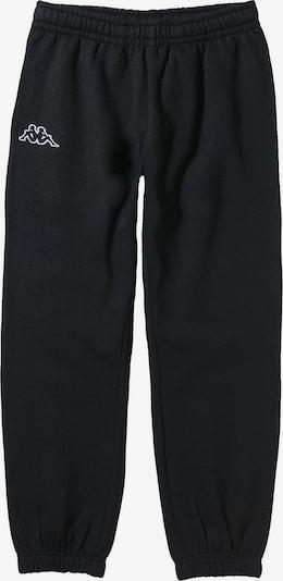KAPPA Jogginghose 'ROMEGIUS' für Jungen in schwarz, Produktansicht