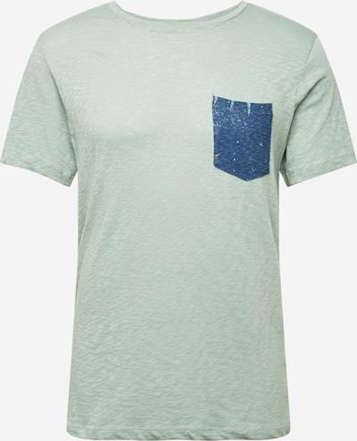 JACK & JONES Shirt 'JORELIPOCKET' in dunkelgrün, Produktansicht