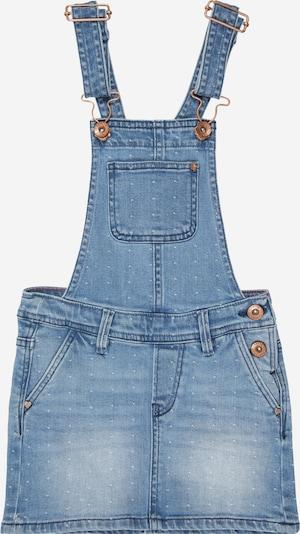 GARCIA Šaty - modrá denim / biela, Produkt