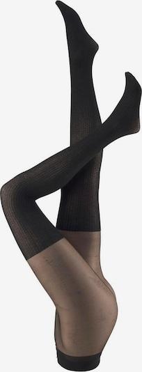 BUFFALO Hlačne nogavice | črna barva, Prikaz izdelka