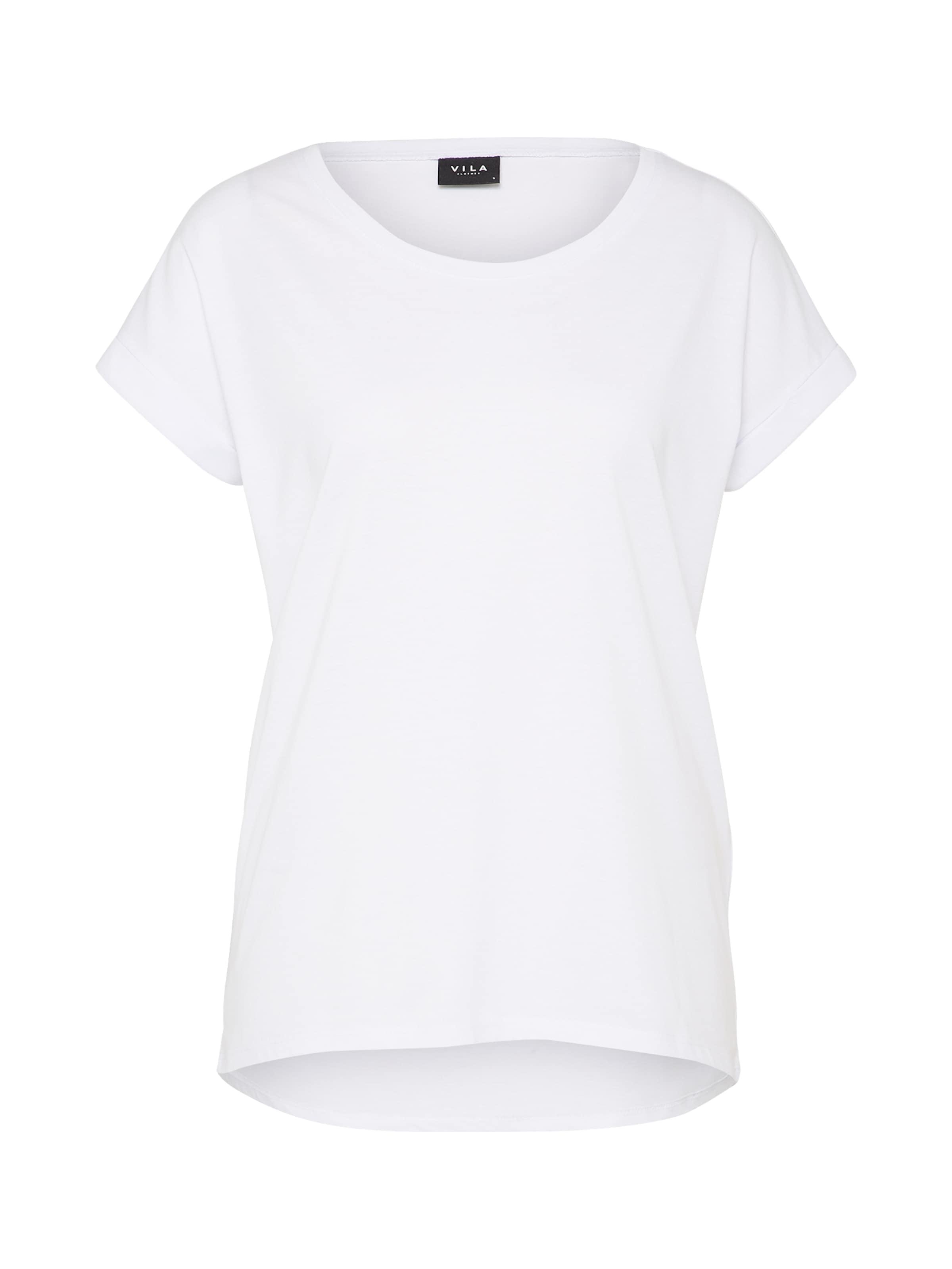 Shirt Vila Wit Wit In 'dreamers' Shirt 'dreamers' Vila In Vila Shirt 'dreamers' wOkuiTPXZ