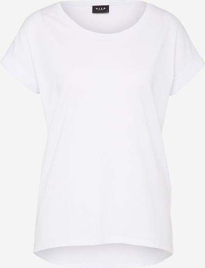 VILA Shirt Dreamers in weiß, Produktansicht