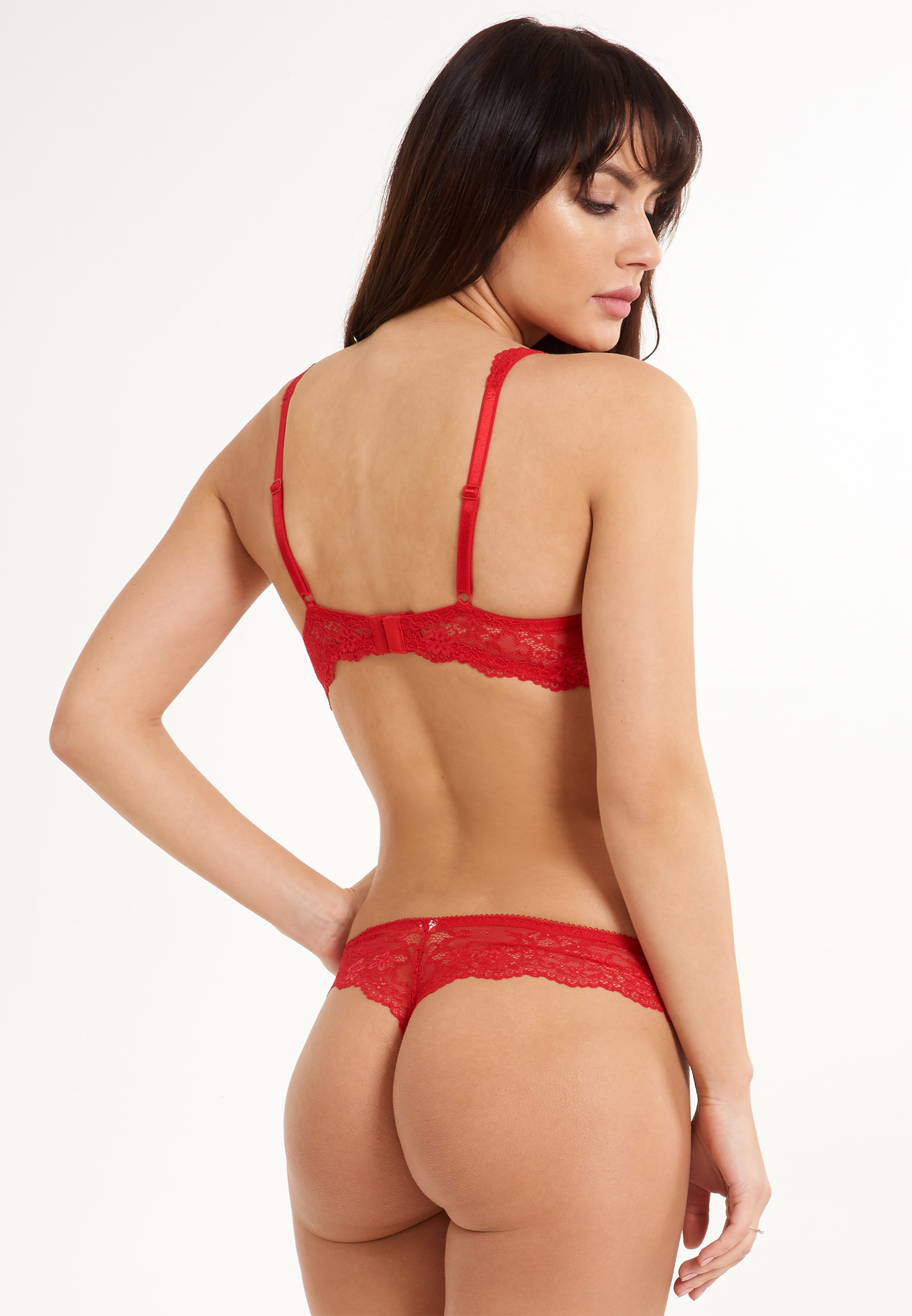 Lace' Lingadore En Rouge String 'daily bgy7f6