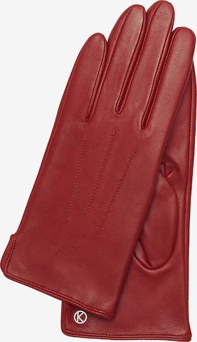 KESSLER Full Finger Gloves 'CARLA' in Red