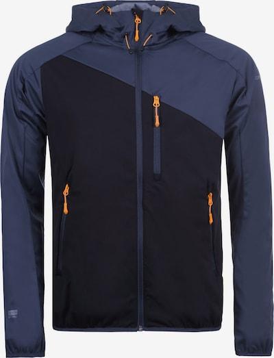ICEPEAK Jacke ' SILVAIN ' in blau / schwarz, Produktansicht