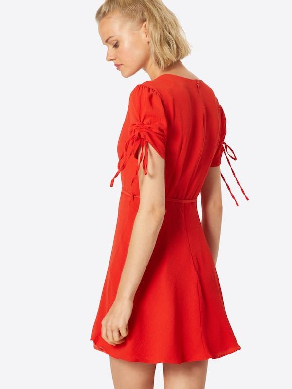 Glamorous Robe Rouge D'été En En D'été Rouge Glamorous Robe W9IE2DH