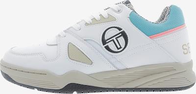 Sergio Tacchini Tennisschuh 'Top Play' in hellblau / grau / weiß, Produktansicht