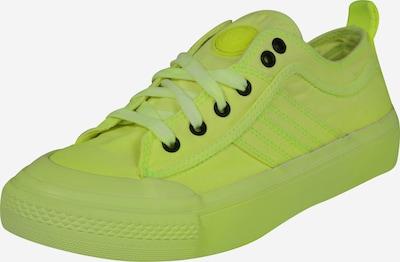 DIESEL Trampki niskie 'ASTICO' w kolorze neonowo-żółtym, Podgląd produktu