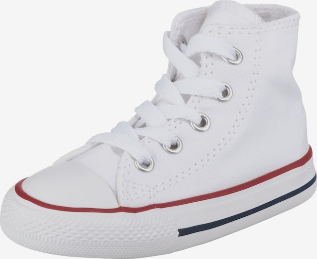 CONVERSE Sneaker 'ALL STAR' in weiß, Produktansicht