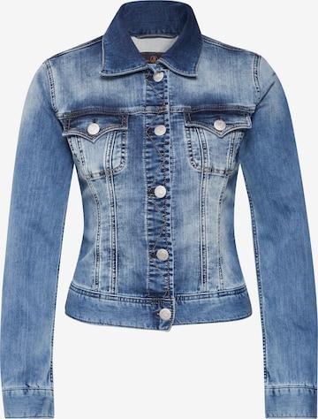 Herrlicher Jeansjacke 'Joplin' in Blau