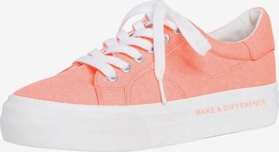 TAMARIS Sneakers laag in de kleur Perzik, Productweergave