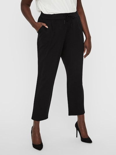 Vero Moda Curve Hose in schwarz: Frontalansicht
