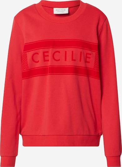 Megztinis be užsegimo 'Manila' iš Cecilie Copenhagen , spalva - raudona, Prekių apžvalga