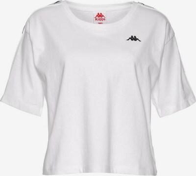 KAPPA Shirt in weiß, Produktansicht