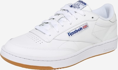 REEBOK Sneakers low 'CLUB C 85' in White, Item view