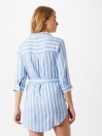 Tally Weijl Kleid in hellblau / weiß | ABOUT YOU