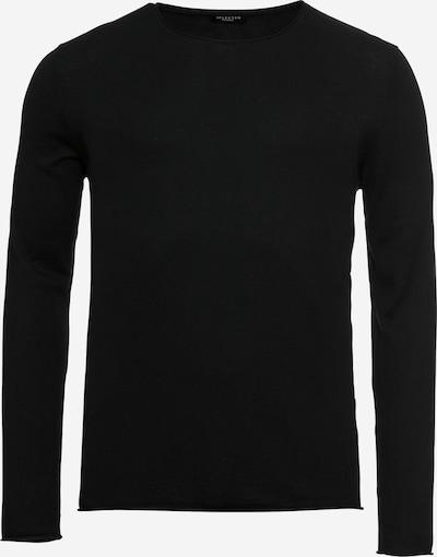 SELECTED HOMME Džemperis melns, Preces skats