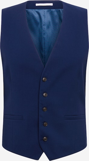 BURTON MENSWEAR LONDON Weste in blau, Produktansicht