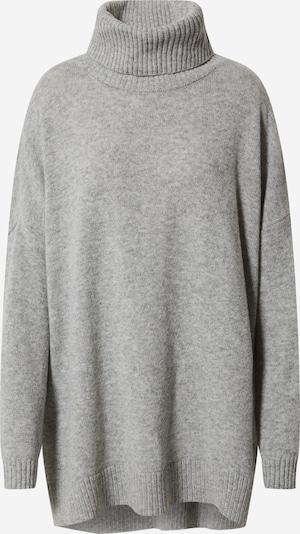 szürke melír basic apparel Oversize pulóver, Termék nézet