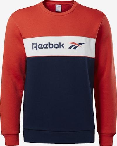 Reebok Classic Sweatshirt in enzian / rostrot, Produktansicht