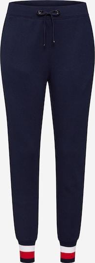 TOMMY HILFIGER Broek 'Heritage' in de kleur Donkerblauw / Rood / Wit, Productweergave