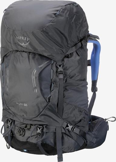 Osprey Rucksack in basaltgrau, Produktansicht
