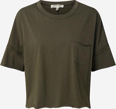 ABOUT YOU Shirt 'Lenja' in khaki, Produktansicht