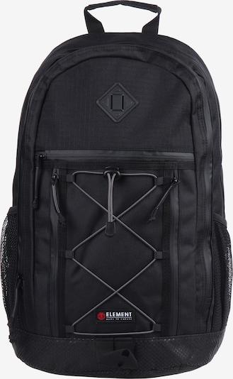 ELEMENT Rucksack 'Cypress Outward' in schwarz, Produktansicht