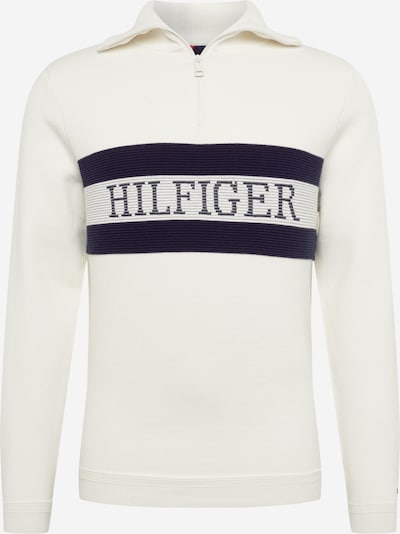 TOMMY HILFIGER Pullover in ecru, Produktansicht