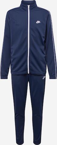 Survêtement Nike Sportswear en bleu