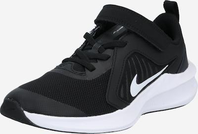 NIKE Chaussure de sport 'Downshifter' en anthracite / noir / blanc, Vue avec produit