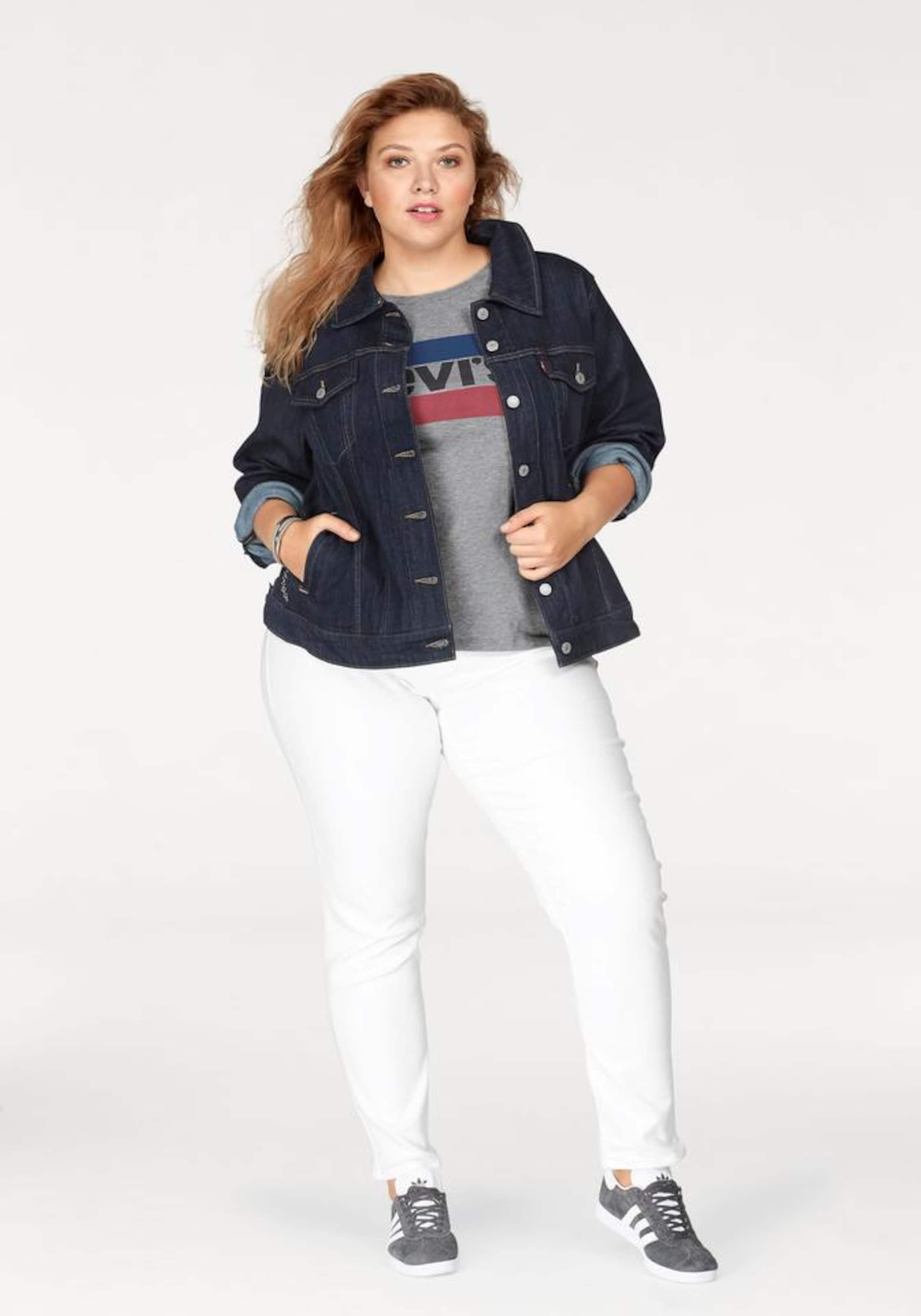 Saumon shirt MarineGris Bleu Levi's® T En Plus roedxCB