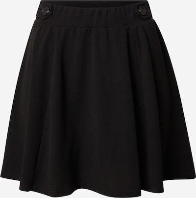 Hailys Rok 'Ella' in de kleur Zwart, Productweergave