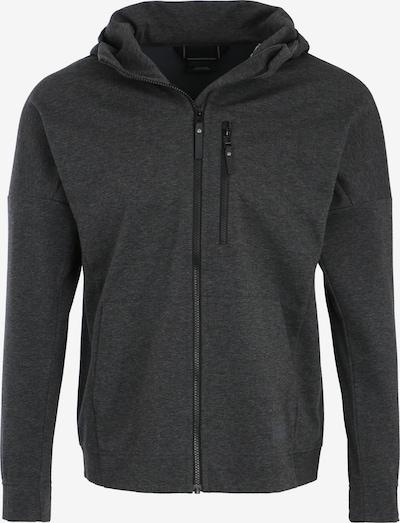 JACK WOLFSKIN Bluza polarowa funkcyjna 'Riverland' w kolorze antracytowym, Podgląd produktu