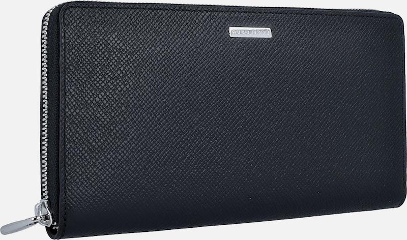 BOSS 'Signature' Geldbörse Leder 21 cm