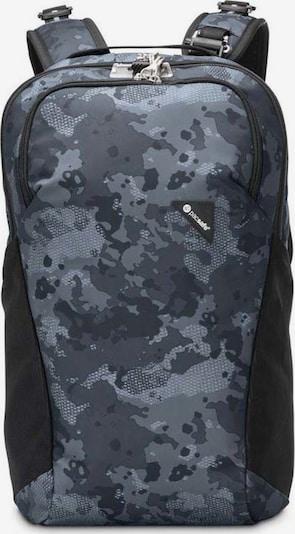 Pacsafe Rucksack 'Vibe' in grau / schwarz, Produktansicht