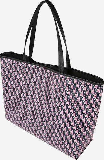 BeckSöndergaard Shopper 'Besra Lotta' in pink / schwarz, Produktansicht