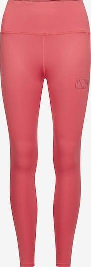 Calvin Klein Performance Gym Leggings in pastellrot, Produktansicht